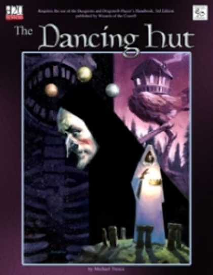 Role Playing Games - MonkeyGod Presents: The Dancing Hut