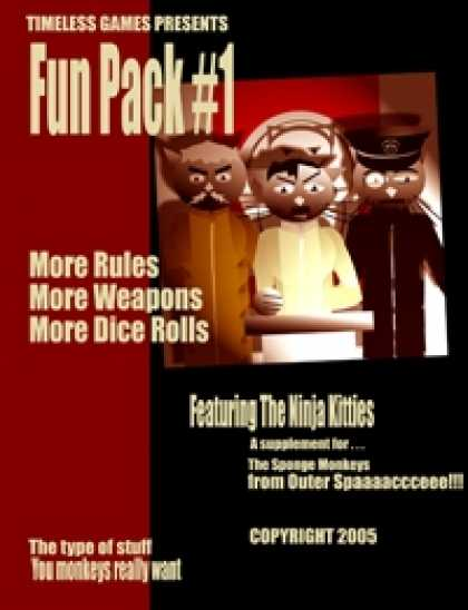 Role Playing Games - Fun Pack #1