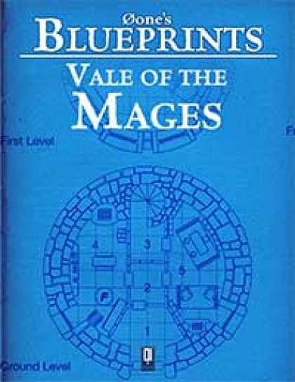 Role Playing Games - 0one's Blueprints: Vale of the Mages