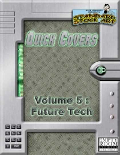 Role Playing Games - Quick Covers- Vol.5: Future Tech