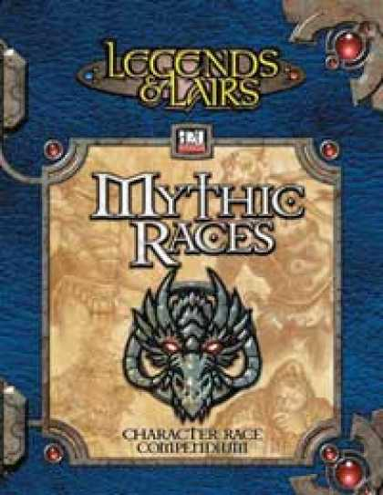 Role Playing Games - Mythic Races
