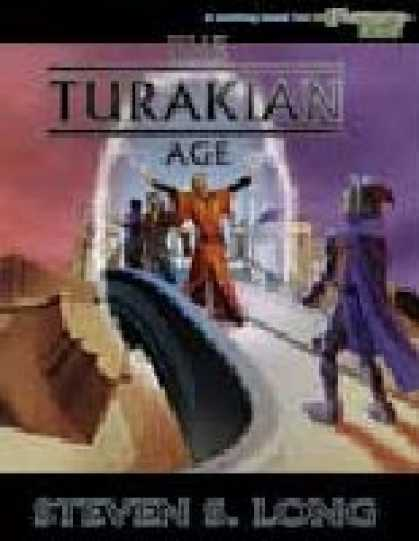 Role Playing Games - Turakian Age