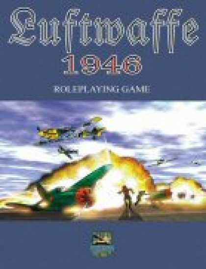 Role Playing Games - Luftwaffe 1946 Role Playing Game Open Core Edition