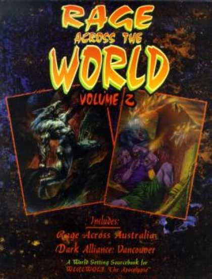 Role Playing Games - Rage Across the World Volume 2