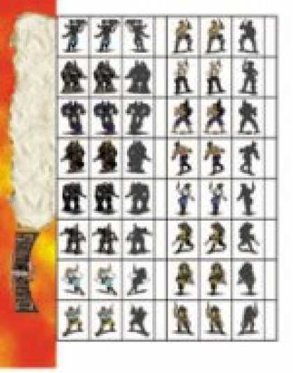 Role Playing Games - PEG2703 Infernal Devices Cardstock Cowboys