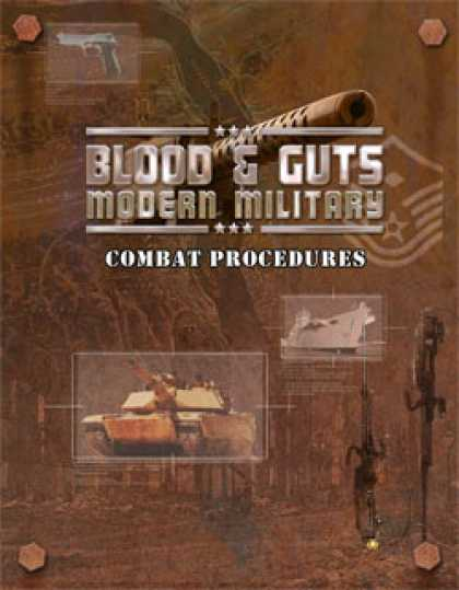 Role Playing Games - Blood and Guts 2: Combat Procedures Manual
