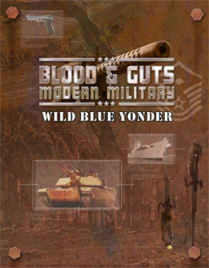 Role Playing Games - Blood and Guts 2: Wild Blue Yonder