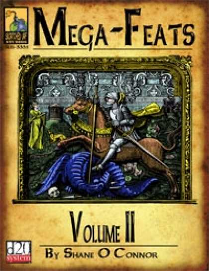 Role Playing Games - Mega-Feats Vol. II