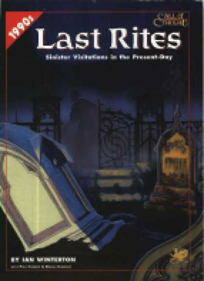 Role Playing Games - Last Rites