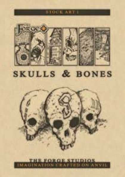 Role Playing Games - Skulls and bones