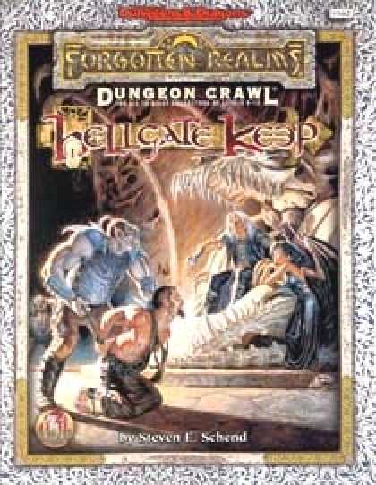 Role Playing Games - Hellgate Keep