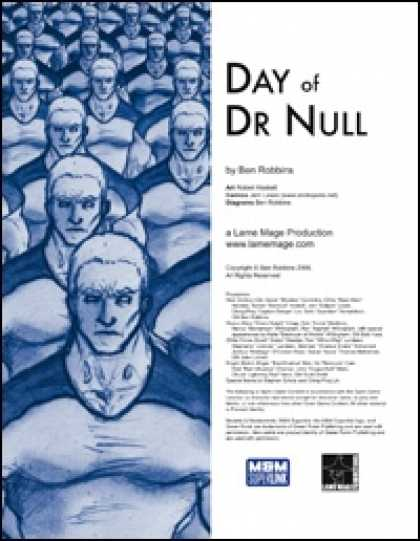 Role Playing Games - Day of Dr Null