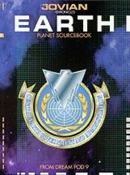 Role Playing Games - Earth Planet Sourcebook