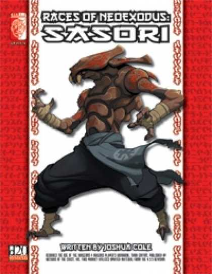 Role Playing Games - Races of NeoExodus: Sasori