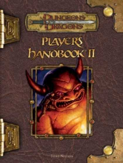 Role Playing Games - Player's Handbook II