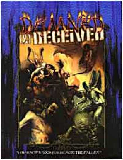 Role Playing Games - Damned and Deceived