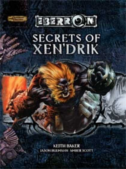Role Playing Games - Secrets of Xen'Drik