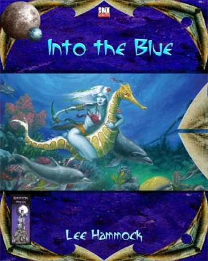 Role Playing Games - Into the Blue