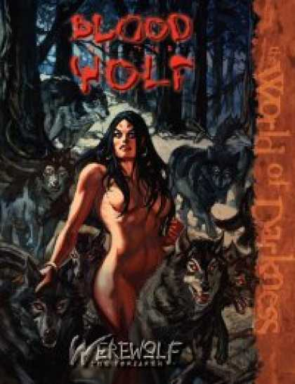 Role Playing Games - Blood of the Wolf