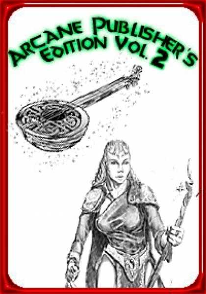 Role Playing Games - Arcane Publishers Edition Vol 2