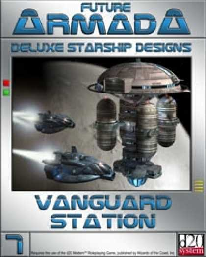 Role Playing Games - Future Armada: Vanguard Station