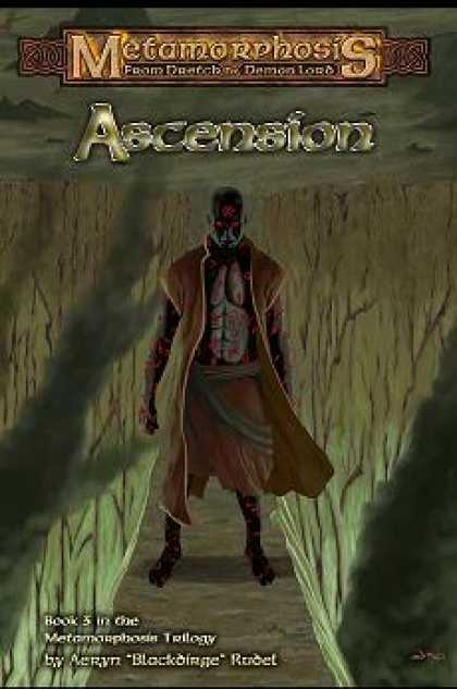 Role Playing Games - Metamorphosis Book III: Ascension