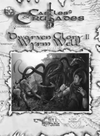 Role Playing Games - C&C Dwarven Glory II Wyrm Well