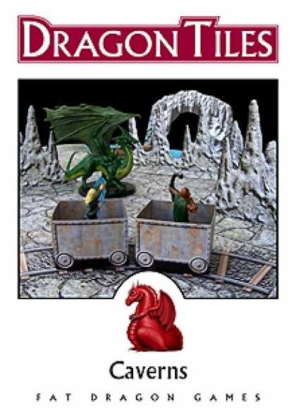 Role Playing Games - DRAGON TILES: Caverns