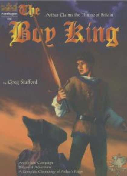 Role Playing Games - The Boy King