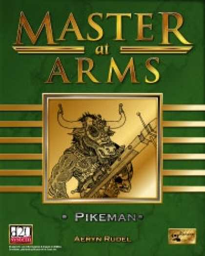Role Playing Games - Master at Arms: Pikeman