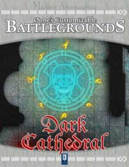 Role Playing Games - 0one's Customizable Battlegrounds: Dark Cathedral