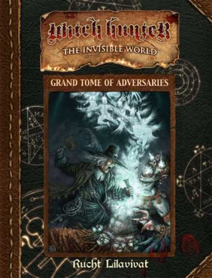 Role Playing Games - Witch Hunter: The Grand Tome of Adversaries