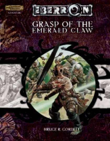 Role Playing Games - Eberron - Grasp of the Emerald Claw