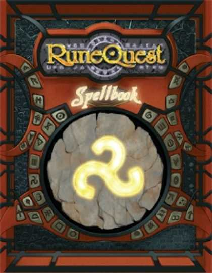 Role Playing Games - RuneQuest Spellbook