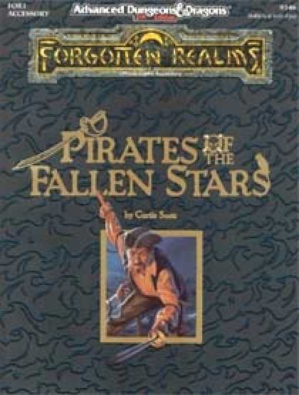 Role Playing Games - Pirates of the Fallen Stars