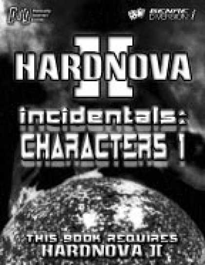 Role Playing Games - HardNova 2 Incidentals