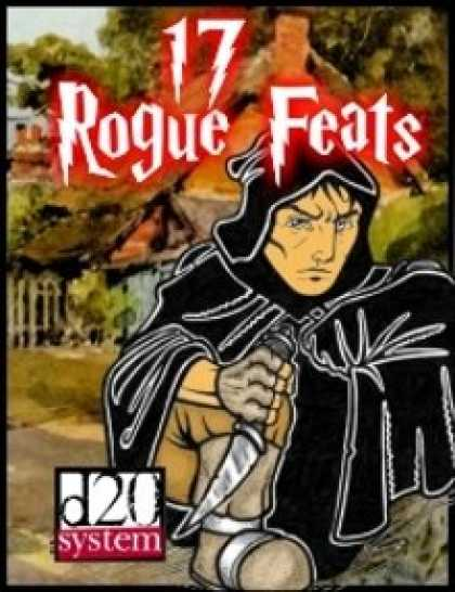 Role Playing Games - 17 Rogue Feats