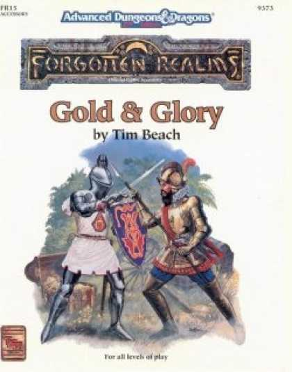 Role Playing Games - Gold & Glory