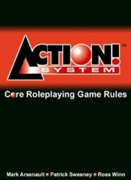 Role Playing Games - Action! System Core Rules (Full Version)