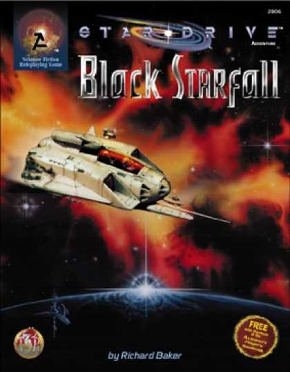 Role Playing Games - Black Starfall