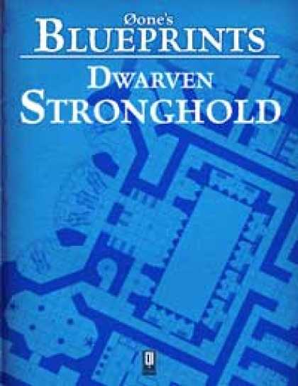 Role Playing Games - 0one's Blueprints: Dwarven Stronghold