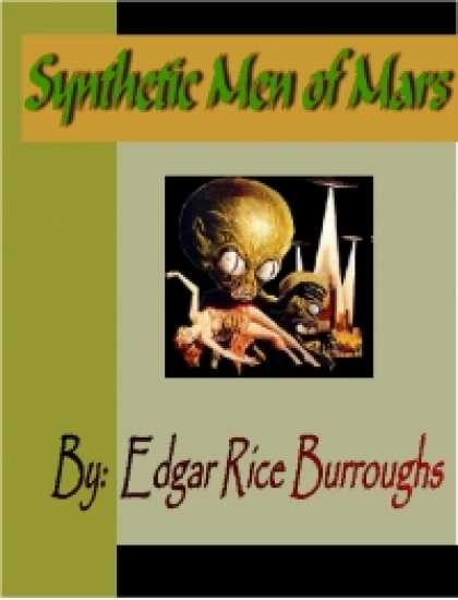 Role Playing Games - Synthetic Men of Mars