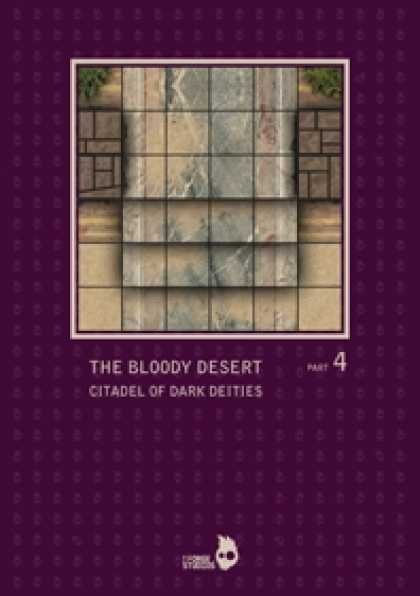 Role Playing Games - The Bloody Desert Part4 - Citadel of Dark Deities