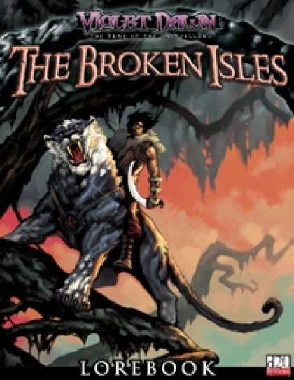 Role Playing Games - The Broken Isles Lorebook