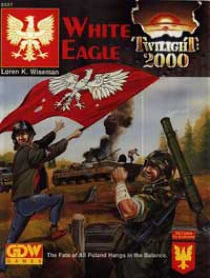 Role Playing Games - White Eagle