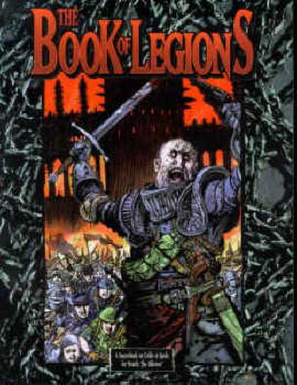 Role Playing Games - Book of Legions