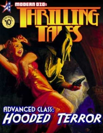 Role Playing Games - THRILLING TALES: Advanced Class-HOODED TERROR