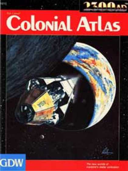 Role Playing Games - Colonial Atlas