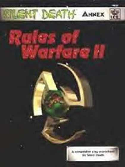 Role Playing Games - Rules of Warfare II (Silent Death Annex book) PDF