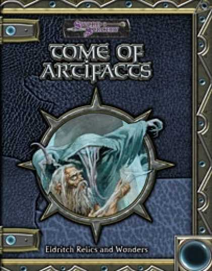 Role Playing Games - Tome of Artifacts